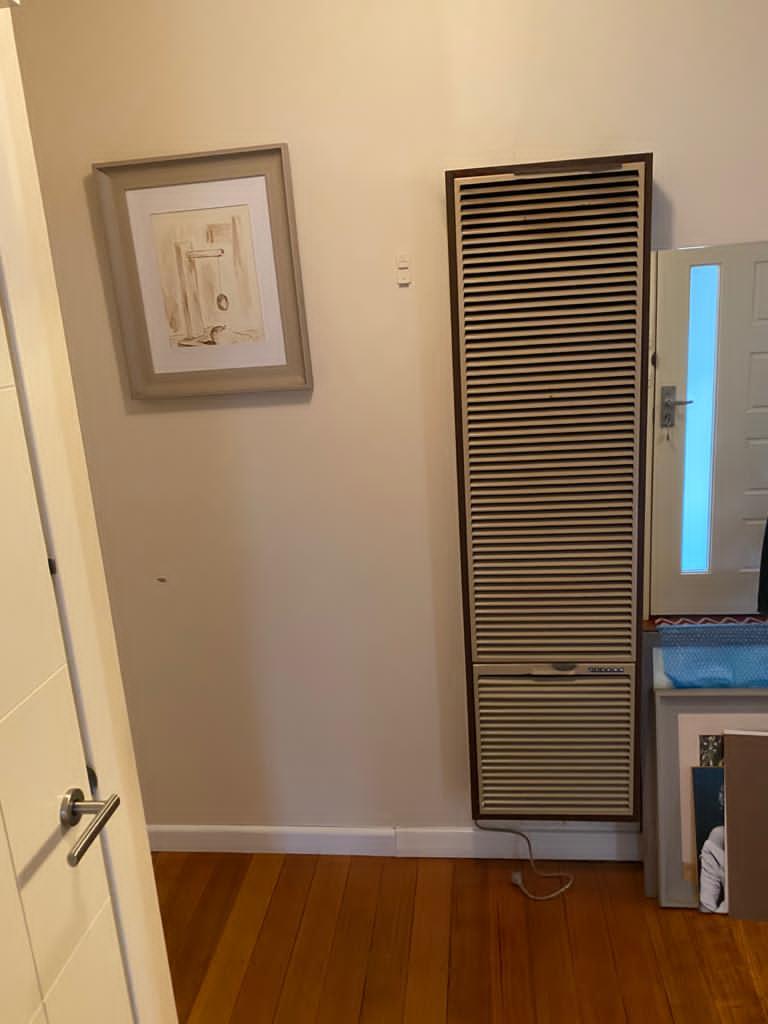WALL heater